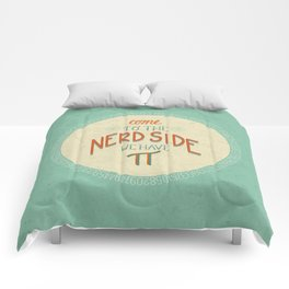Come to the Nerd Side Comforters