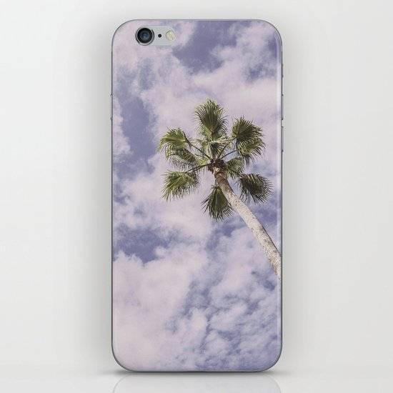 PALMS BEACH iPhone & iPod Skin