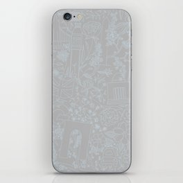 DC NYC London - Warm Gray iPhone Skin