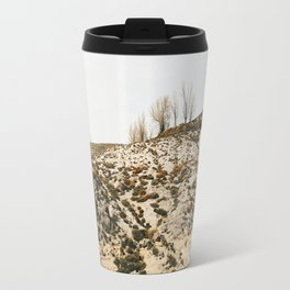 Arid landscape of Monachil, Spain - Travel photography Travel Mug