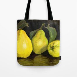 Quinces the fruit of love Tote Bag