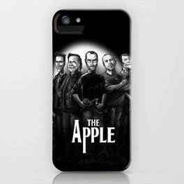 The Apple Band iPhone Case