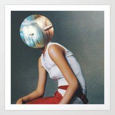 disco 90 Art Print