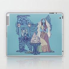 Till Death....Do Us Part. Laptop & iPad Skin