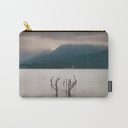 Ghostly Winds Carry-All Pouch