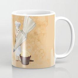 Ferret and Frosting Coffee Mug