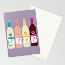 Barefoot Wine Stationery Cards