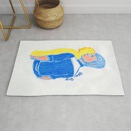 Blue Boy Rug