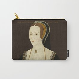 Anne Bolyen illustration Carry-All Pouch