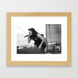 Dessa -- Doomtree Pt. 2 Framed Art Print