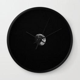 Vintage Moon Wall Clock