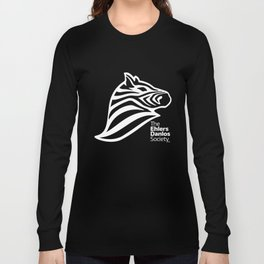 Ehlers-Danlos Society - Big Logo Long Sleeve T-shirt