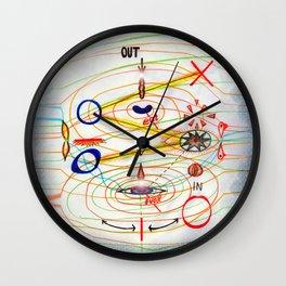 Itty - Bitty Boo - Bitty Wall Clock