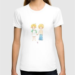 Little twin boy T-shirt