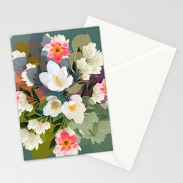 Flower & the Glory Stationery Cards