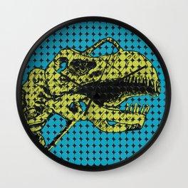 Argentinosaurus Skeleton Wall Clock