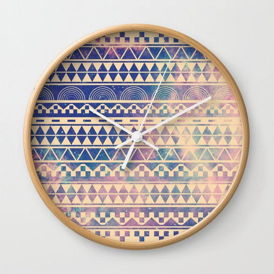 Substitution Wall Clock