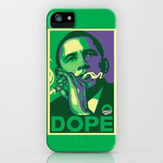 the dopest president iPhone (5, 5s) Slim Case