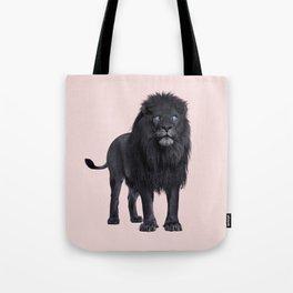 BLACK LION Tote Bag