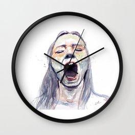I wish i could cry Wall Clock