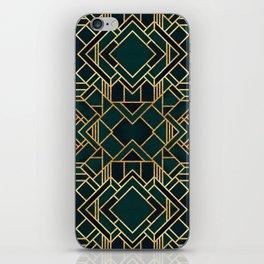 Art Deco 2 iPhone Skin
