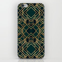 Art Deco 2 iPhone Skin