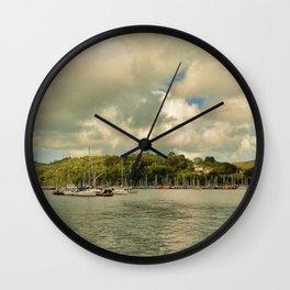 Dart Wall Clock