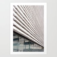bands Art Prints featuring Marble bands by Alfani Photography