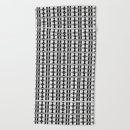 Dot Exposure Beach Towel