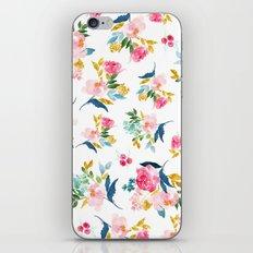 Flower 1717 iPhone & iPod Skin