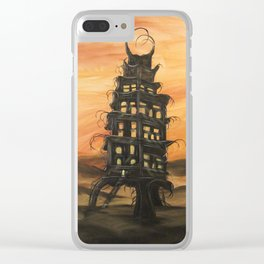 Tower of Souls Clear iPhone Case