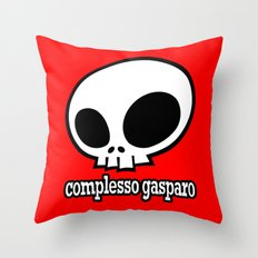 complesso gasparo Throw Pillow