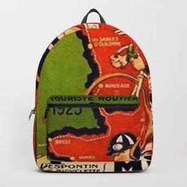 Tour De France Vintage Backpack