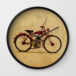 Ducati 1950 - Classic bike Wall Clock