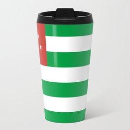 Flag Of Abkhazia Travel Mug