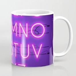 neon3 Coffee Mug