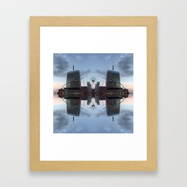 EV 112 Framed Art Print