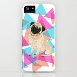 It's a pup's world iPhone Case