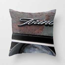 Gran Torino Vintage Throw Pillow