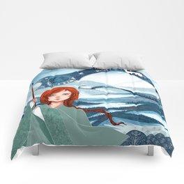 The Banner Saga Comforters