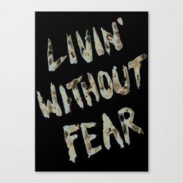 LWF Canvas Print