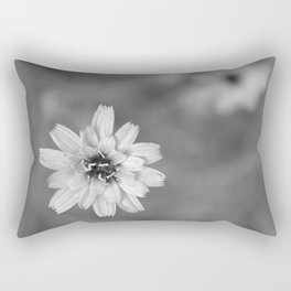 Woods flower. Mysteries of the forests Rectangular Pillow