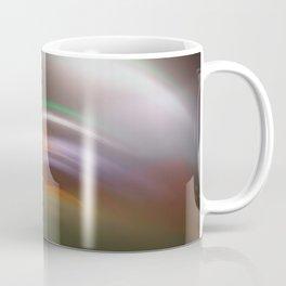 Light Trails in the Dark,Traffic Light Trails,AbstractTraffic Lines Coffee Mug