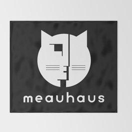 Meauhaus Throw Blanket