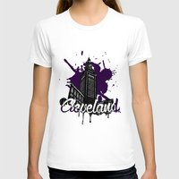 cleveland T-shirts featuring Cleveland LOve by Nijome