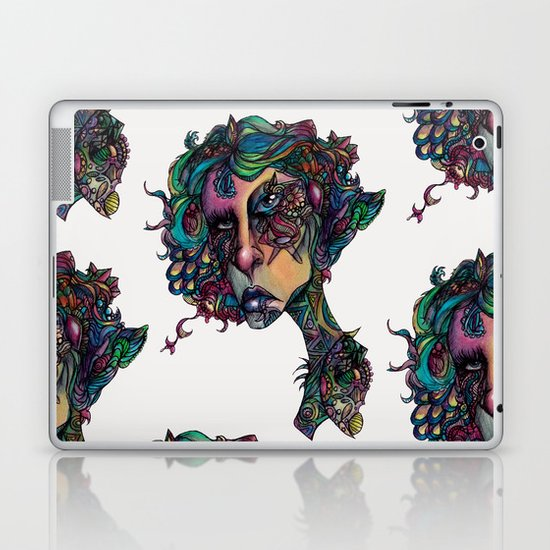 All in The Colors Laptop & iPad Skin