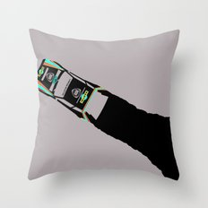 Delta S4 Throw Pillow