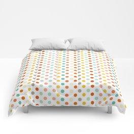 Polka Up Comforters