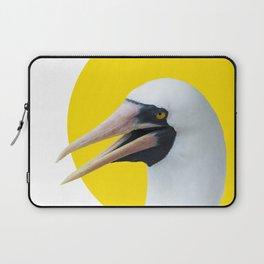Hi! Nazca booby Laptop Sleeve