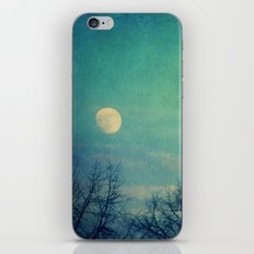 Ice Moon iPhone Skin